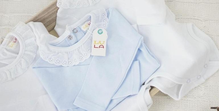 ropa básica bebés